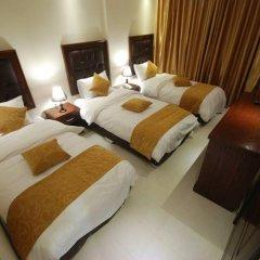 Отель Sharah Mountains Hotel Иордания, Вади-Муса - отзывы, цены и фото номеров - забронировать отель Sharah Mountains Hotel онлайн комната для гостей фото 5
