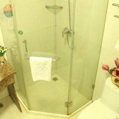 Отель GreenTree Alliance Suzhou Liuyuan Hotel Китай, Сучжоу - отзывы, цены и фото номеров - забронировать отель GreenTree Alliance Suzhou Liuyuan Hotel онлайн ванная фото 2