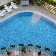 Отель Aparthotel Aquaria Болгария, Солнечный берег - отзывы, цены и фото номеров - забронировать отель Aparthotel Aquaria онлайн бассейн фото 3