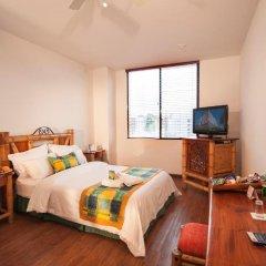 Armenia Hotel SA 3* Стандартный номер разные типы кроватей фото 5