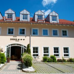Отель Bed & Breakfast Erber Германия, Исманинг - отзывы, цены и фото номеров - забронировать отель Bed & Breakfast Erber онлайн интерьер отеля