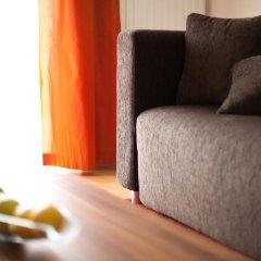 Отель Vivaldi Apartments Budapest Венгрия, Будапешт - отзывы, цены и фото номеров - забронировать отель Vivaldi Apartments Budapest онлайн комната для гостей фото 4