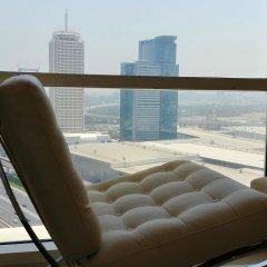 Отель Ascott Park Place Dubai бассейн фото 3
