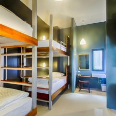 Hom Hostel & Cooking Club Кровать в женском общем номере фото 4