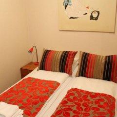 Ole Bull Hotel & Apartments 3* Студия с различными типами кроватей фото 7