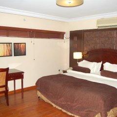 Owu Crown Hotel 4* Апартаменты с различными типами кроватей фото 3