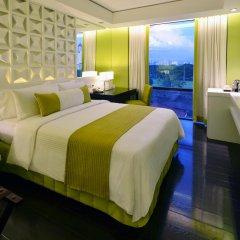 Отель The Bayleaf Intramuros 3* Номер Делюкс с различными типами кроватей