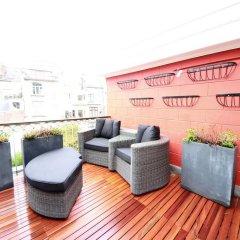 Отель Smartflats Victoire Terrace Апартаменты с различными типами кроватей
