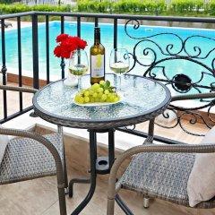 White Rock Castle Suite Hotel 4* Полулюкс разные типы кроватей фото 19