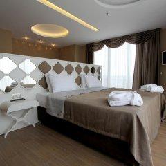 Navona Hotel 4* Люкс с различными типами кроватей фото 5