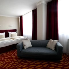 Central Hotel Pilsen 4* Номер Делюкс