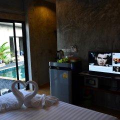 Отель BK Boutique Resort 3* Номер Делюкс разные типы кроватей фото 9