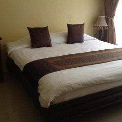 Отель Villa Thongbura 3* Студия с различными типами кроватей фото 29