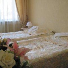 Гостиница Солнечная Стандартный номер с разными типами кроватей фото 32