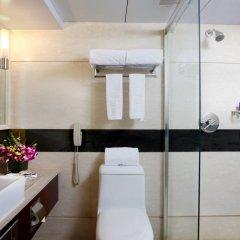 Sunworld Hotel Beijing Wangfujing 4* Улучшенный номер с различными типами кроватей фото 2