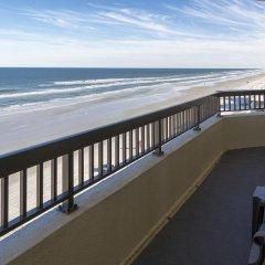 Отель Best Western Oceanfront - New Smyrna Beach 3* Стандартный номер с различными типами кроватей фото 6