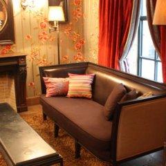 Отель du Romancier Франция, Париж - отзывы, цены и фото номеров - забронировать отель du Romancier онлайн интерьер отеля