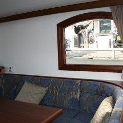 Отель Prinsenboot Нидерланды, Амстердам - отзывы, цены и фото номеров - забронировать отель Prinsenboot онлайн комната для гостей фото 4