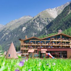 Отель Sunny Австрия, Хохгургль - отзывы, цены и фото номеров - забронировать отель Sunny онлайн фото 6