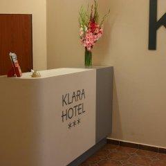 Отель Klara Чехия, Прага - 10 отзывов об отеле, цены и фото номеров - забронировать отель Klara онлайн спортивное сооружение