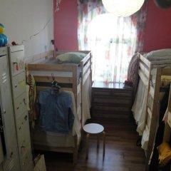 Ok Хостел Кровать в женском общем номере с двухъярусными кроватями фото 8