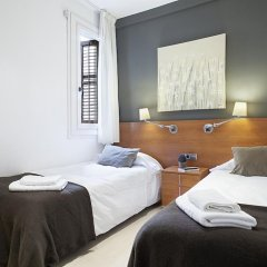 Апартаменты Habitat Apartments Barceloneta Барселона детские мероприятия