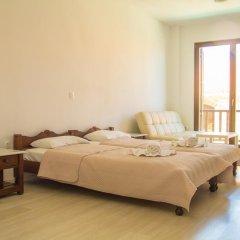 Отель Creta Seafront Residences 2* Улучшенный номер с различными типами кроватей фото 5