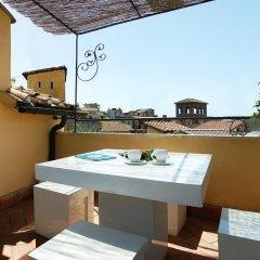 Апартаменты Navona Luxury Apartments Улучшенная студия с различными типами кроватей фото 4