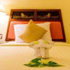Seaview Patong Hotel 3* Улучшенный номер с двуспальной кроватью фото 8