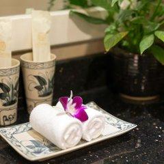 Hanoi La Siesta Diamond Hotel 4* Номер Делюкс с различными типами кроватей фото 2