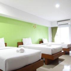 Phuhi Hotel 3* Стандартный номер с различными типами кроватей фото 4
