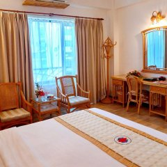 Green Hotel Nha Trang 3* Улучшенный номер фото 20