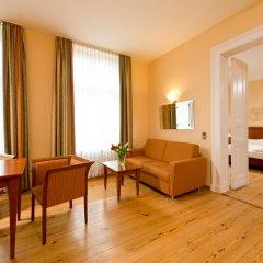 Отель AUGUSTINENHOF Берлин комната для гостей фото 5