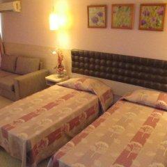 Отель Сенди Бийч Болгария, Албена - отзывы, цены и фото номеров - забронировать отель Сенди Бийч онлайн комната для гостей фото 4