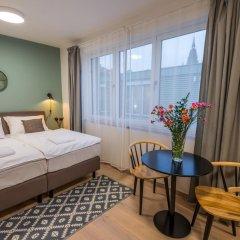 Отель Harrachovsky Palace Улучшенная студия с различными типами кроватей фото 9