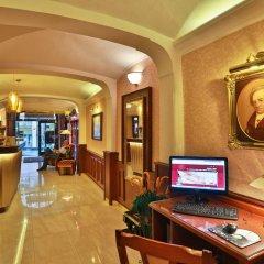 Promenáda Romantic Hotel интерьер отеля