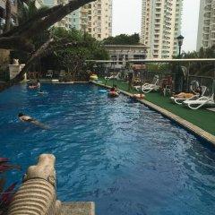 Отель Golden Mango Апартаменты с 2 отдельными кроватями фото 15