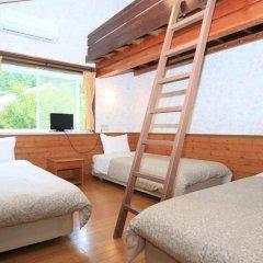 Отель Step House Япония, Яманакако - отзывы, цены и фото номеров - забронировать отель Step House онлайн комната для гостей фото 4