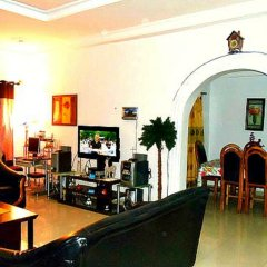 Отель Villa Beth Fisheries Гана, Аккра - отзывы, цены и фото номеров - забронировать отель Villa Beth Fisheries онлайн интерьер отеля фото 2