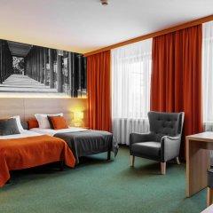 MDM Hotel City Centre 3* Стандартный номер с разными типами кроватей фото 3
