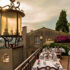 Отель Chateau Le Cagnard Кань-сюр-Мер питание фото 3