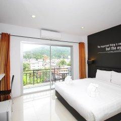 Отель The Artist House 3* Студия разные типы кроватей фото 5
