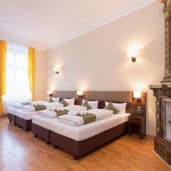 Отель ABENDSTERN Берлин комната для гостей фото 2