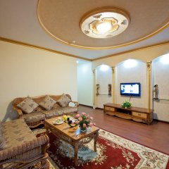 Muong Thanh Sapa Hotel 3* Люкс с различными типами кроватей фото 3