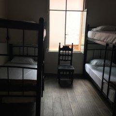 Capsule Hostel Mexico City Кровать в общем номере фото 5