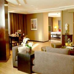 Отель Le Palace D Anfa 5* Президентский люкс с различными типами кроватей фото 6