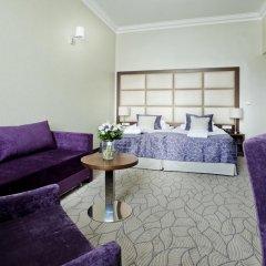 Hotel KING DAVID Prague 5* Люкс с двуспальной кроватью
