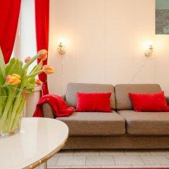 Отель 4pillowsapartments Malminkatu комната для гостей