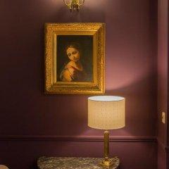Отель Louise sur Cour 4* Номер Делюкс с разными типами кроватей фото 12