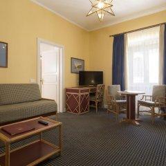 Hotel Victoria 4* Стандартный номер с различными типами кроватей фото 14